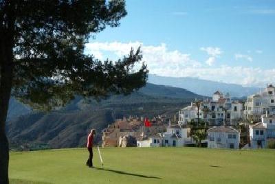 Costa del Sol Golfpaket - Alhaurin Golf & Hotel Resort****