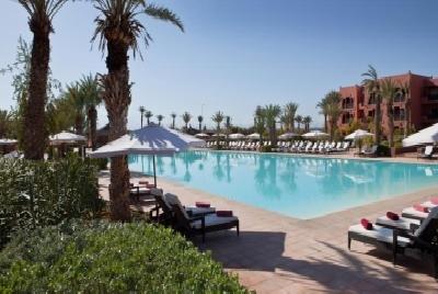 Kenzi Menara Palace*****Marokko Golfreisen und Golfurlaub