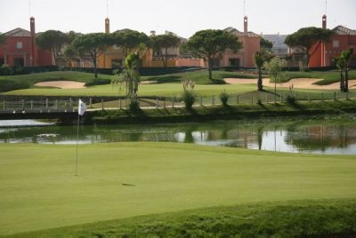 Sancti Petri Hills GCSpanien Golfreisen und Golfurlaub