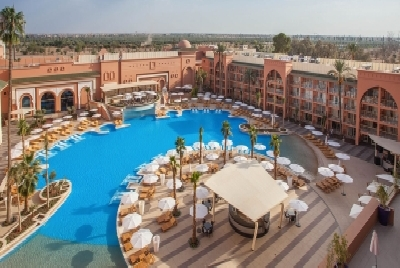 Savoy Le Grand Hotel*****Marokko Golfreisen und Golfurlaub