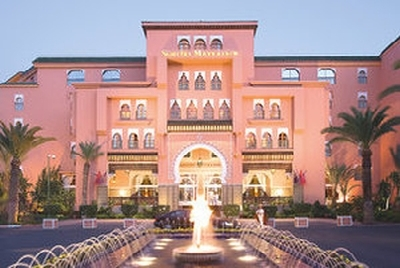 Sofitel Marrakesch Lounge & Spa*****