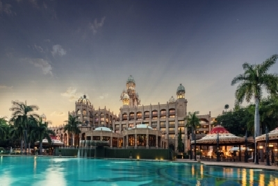 The Palace of Sun City*****