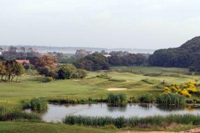 Argentario Golf Platz