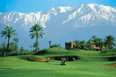 golf de amelkisMarokko Golfreisen und Golfurlaub