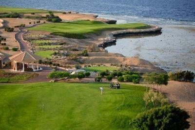 Cascades Golf CourseÄgypten Golfreisen und Golfurlaub