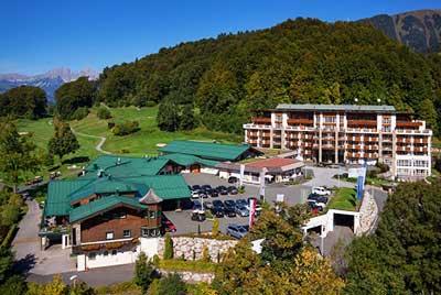 Golf Spezial Tirol - Grand Tirolia Kitzbühel*****