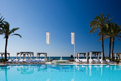 Golfwoche Los Monteros Malaga / Marbella