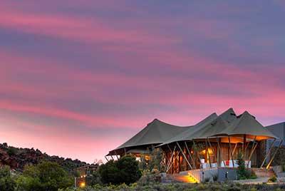 Sanbona Wildlife Reserve*****