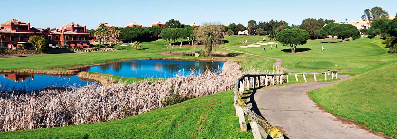 islantilla golf resort - Spanien