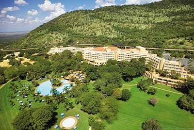 Soho Hotel & Casino Sun City****