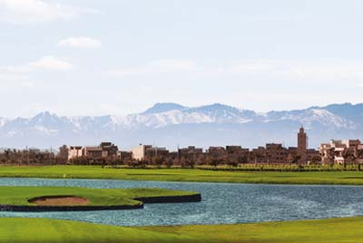 Tony Jacklin Golf Marrakesch